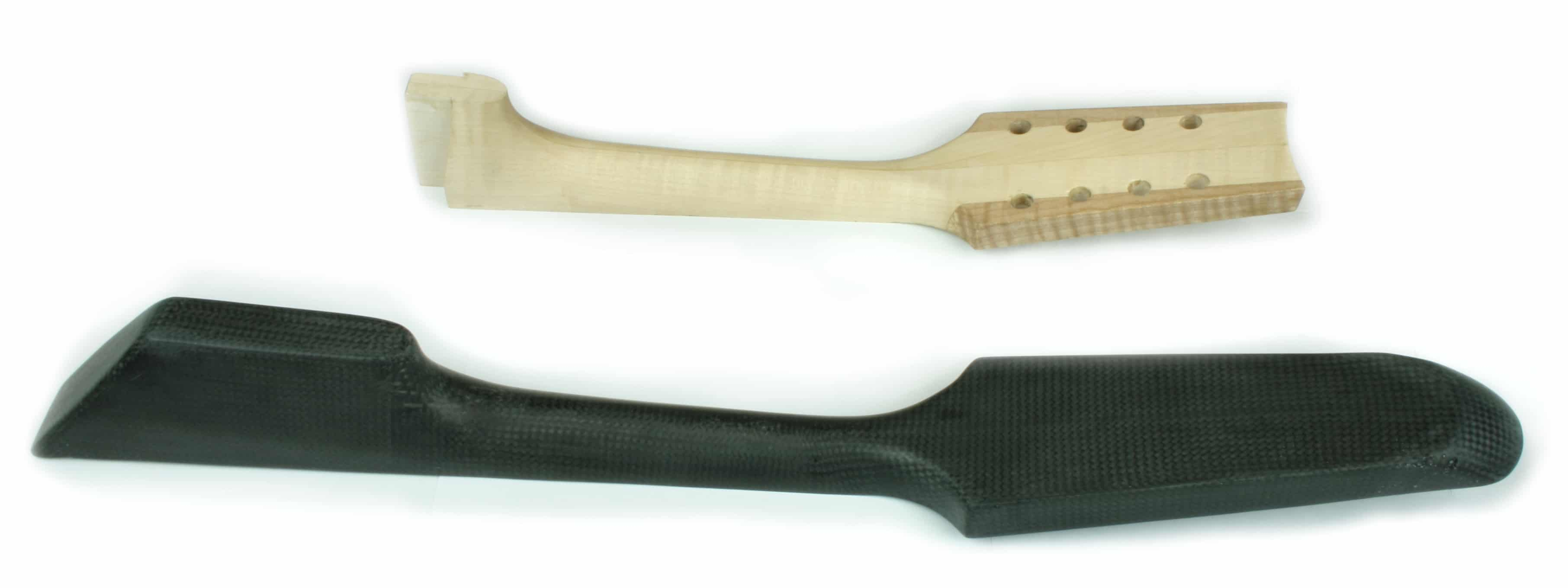 carbon fiber mandolin neck