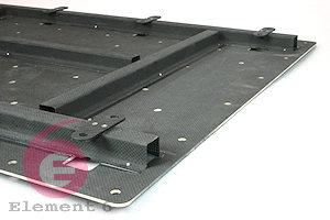 carbon fiber lightweight end effector