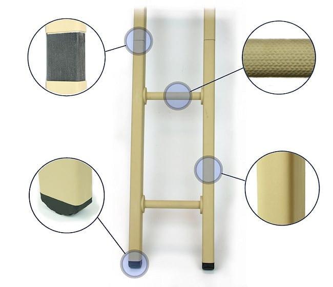 carbon fiber ladder