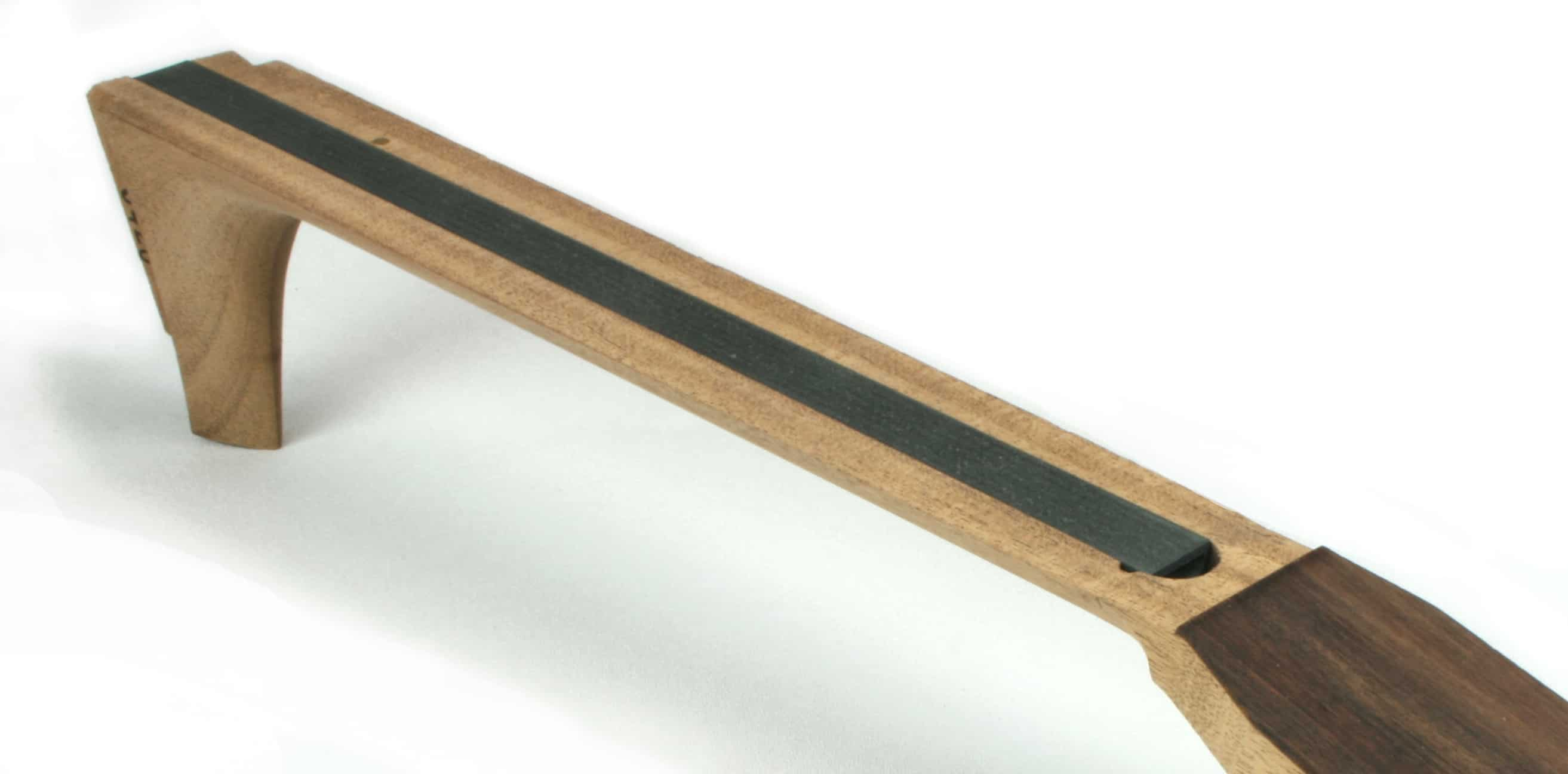 carbon fiber guitar neck beam