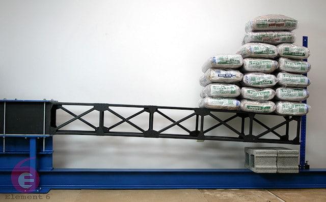 truss load test