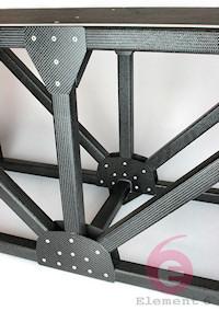 carbon fiber trusses
