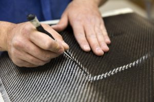 carbon fiber prototyping
